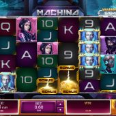 machina slot game