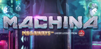 Cover art for Machina slot