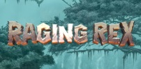 Cover art for Raging Rex slot