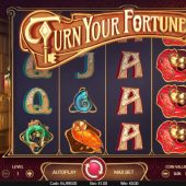 turn your fortune slot game