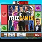 big shots slot game