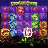 carnival queen slot game