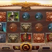 champions of rome slot game