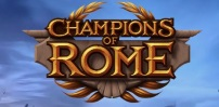 Cover art for Champions of Rome slot