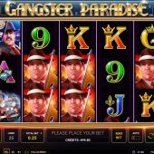 gangster paradise slot game