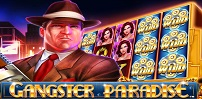 Cover art for Gangster Paradise slot