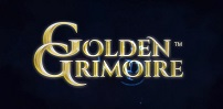 Cover art for Golden Grimoire slot