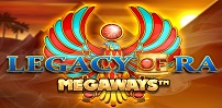 Cover art for Legacy of Ra Megaways slot