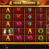 legacy of ra megaways slot game