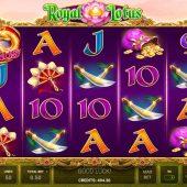 royal lotus slot game