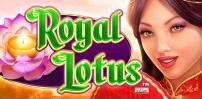 Cover art for Royal Lotus slot