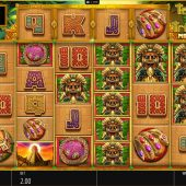 temple of treasure megaways slot game