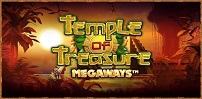 Cover art for Temple of Treasure Megaways slot