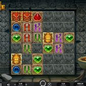 temple tumble slot game