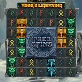 thors lightning slot game