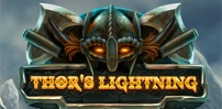 Cover art for Thor's Lightning slot