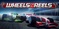 Cover art for Wheels N Reels slot
