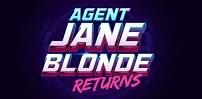 Cover art for Agent Jane Blonde Returns slot