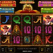 book of ra mystic fortunes slot game