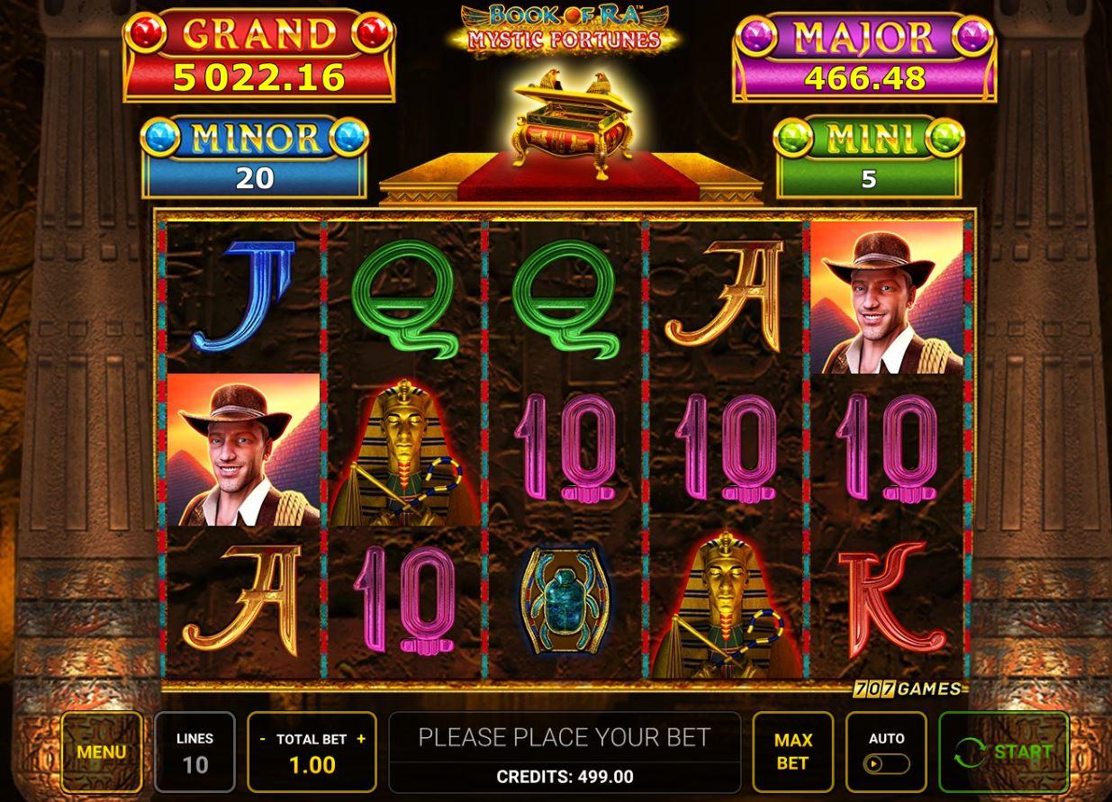 Mobile book of ra magic novomatic slot game thackerville hacks