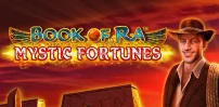 Cover art for Book of Ra Mystic Fortunes slot