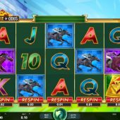 bookie of odds slot game