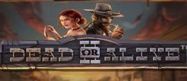 dead or alive 2 slot logo