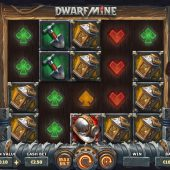 dwarf mine slot game