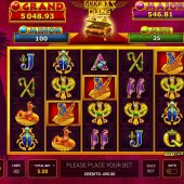 goddess rising slot game