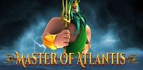 Cover art for Master of Atlantis slot