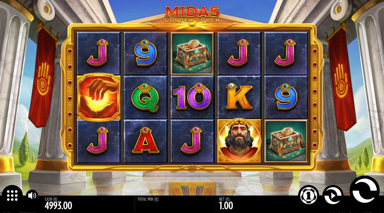 Spiele Golden Touch - Video Slots Online
