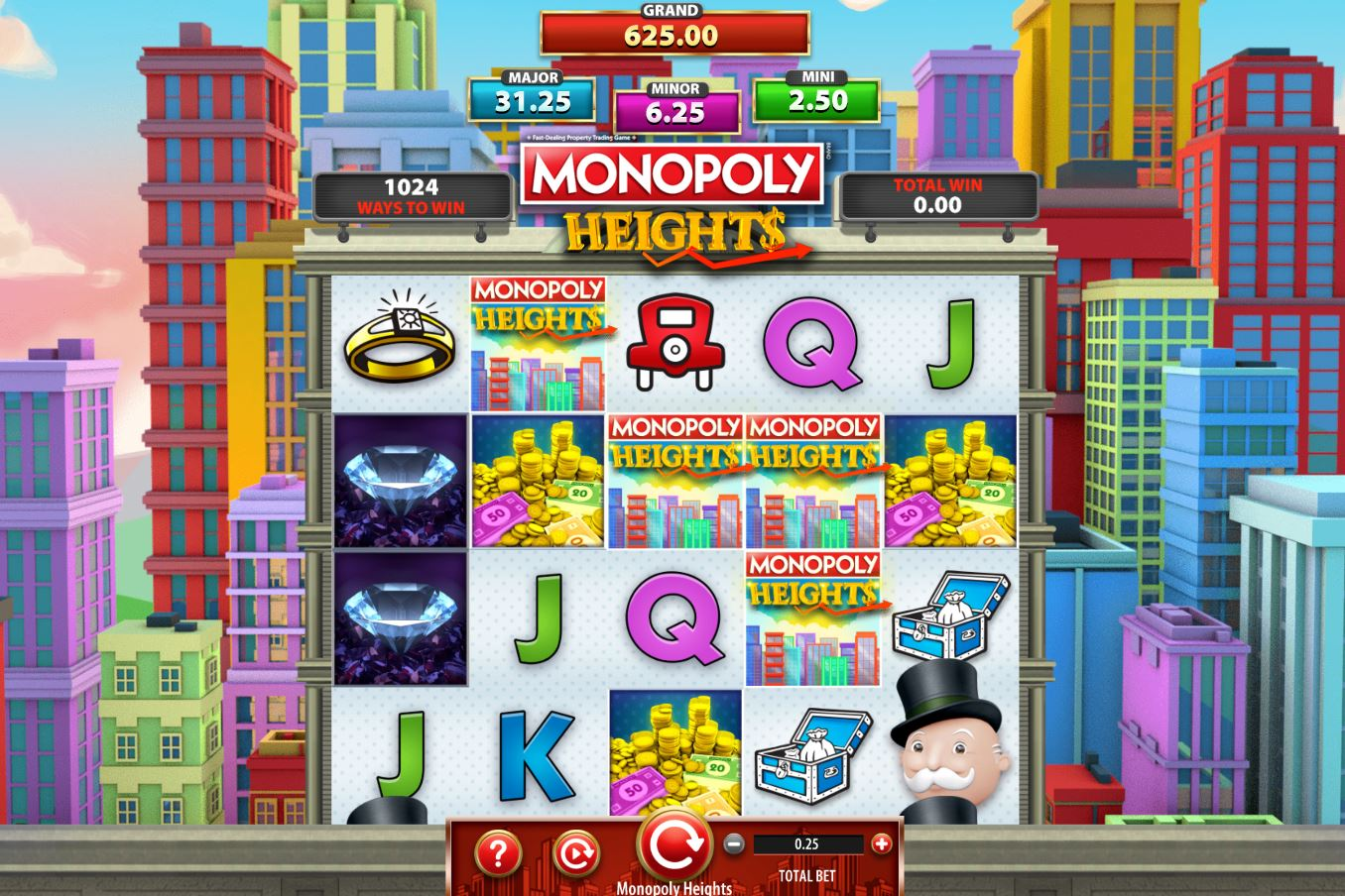 Monopoly Slot Games