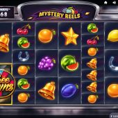 mystery reels megaways slot game