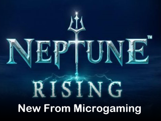 neptune rising slot mobile slider