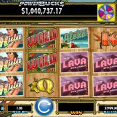 powerbucks wheel of fortune hawaiian getaway slot game