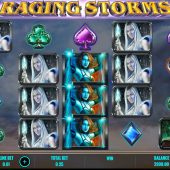 raging storms slot game