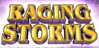 Cover art for Raging Storms slot