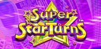 Cover art for Super Star Turns slot