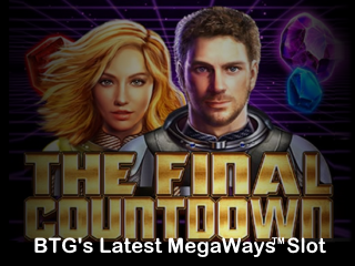 the final countdown slot mobile slider