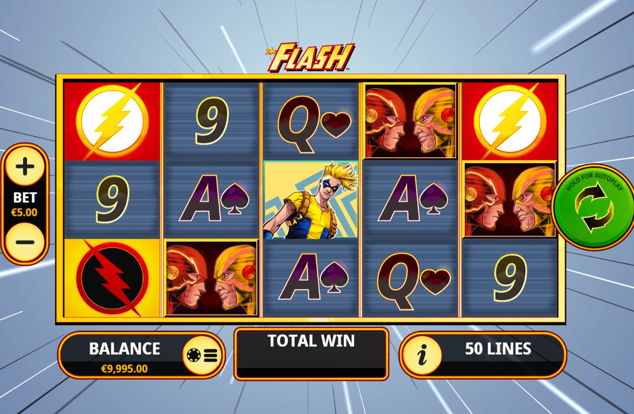 Flash Slot Games