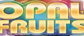 BTG opal fruits logo