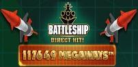 Cover art for Battleship Direct Hit Megaways slot