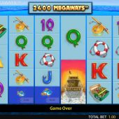 fishin frenzy megaways slot game