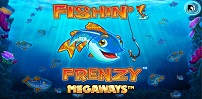 Cover art for Fishin Frenzy Megaways slot