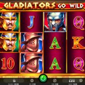 gladiators go wild slot game