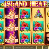 island heat slot game