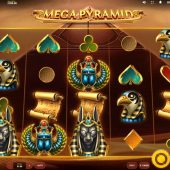 mega pyramid slot game
