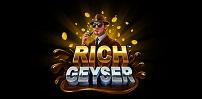 Cover art for Rich Geyser slot