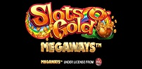 Cover art for Slots O Gold Megaways slot