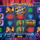 spy rise slot game